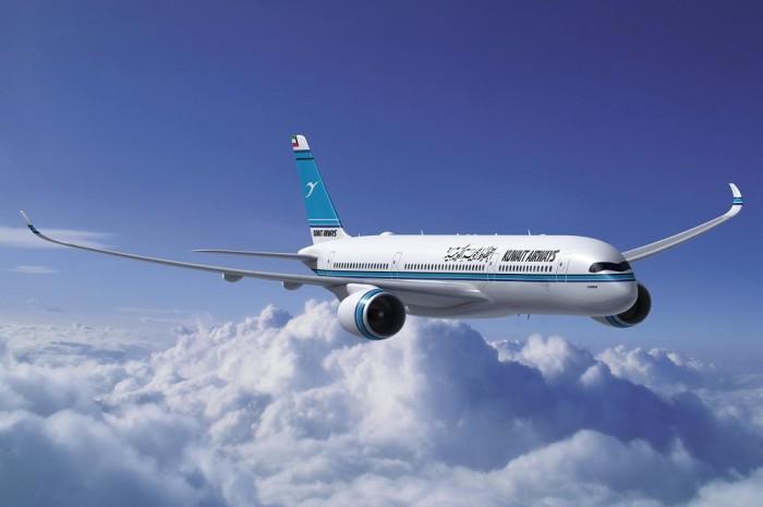 クウェート航空,A350-900