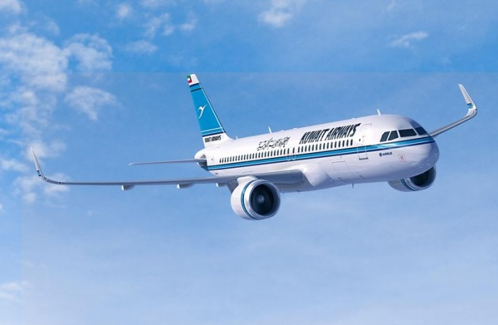 クウェート航空,A320neo