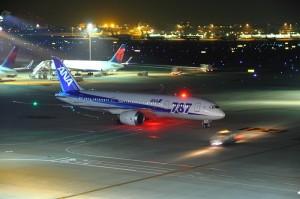 ANA,787,貨物便