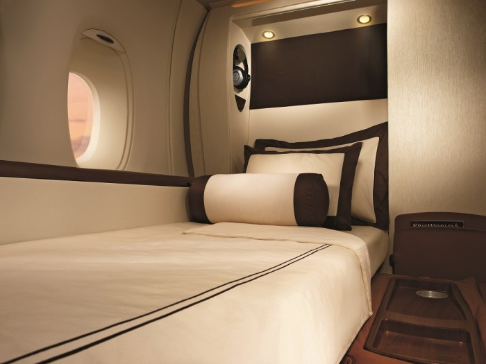 シンガポール航空,A380スイートクラス